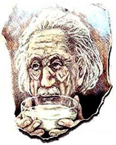 アインシュタインのだまし絵