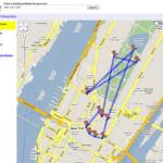 旅行プランを提案してくれるGoogleマップの実験機能「Google City Tours」