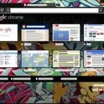 Google Chromeの公式テーマ ギャラリーがついに利用可能に