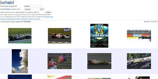 F1の高画質画像