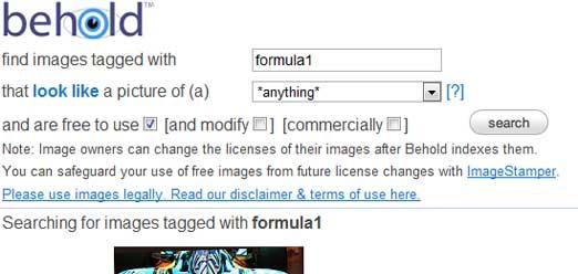著作権の絞込みも可能