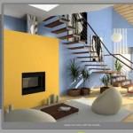 部屋の壁を塗り替える前にビフォー アフターでイメージできる「ColorJive」