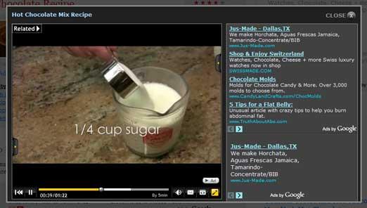 カクテルのレシピ動画