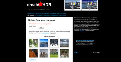 写真をHDRへ変換