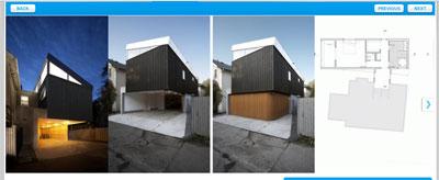 デザイン建築紹介画像