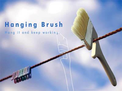 hangbrush