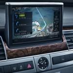 アウディ A8 2011年モデルにグーグルアース カーナビを搭載