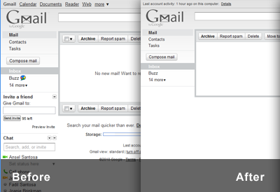 Minimalist for Gmail
