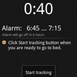 短眠法に最適な睡眠時間の計測もできる目覚ましアンドロイド アプリ「Smart Alarm Clock」