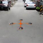 交差点の事故を防げそうな警告システムのコンセプト「AISA」