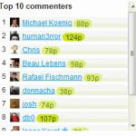 WordPressなどのブログのコメント欄を拡張できる「Intense Debate」を導入してみた