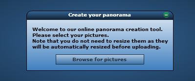 Browse for pictures