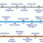 リアルタイムなロンドンの地下鉄マップ「Live London Underground Map」