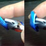 5枚刃のカミソリ ジレット フュージョン5+1を試してみた