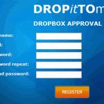 自分のDropboxへファイル転送してもらうときに便利なパスワード付きページ「DropItToMe」