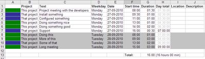 エクセルxls形式(Excel2007)