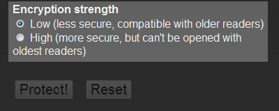 暗号化の強度