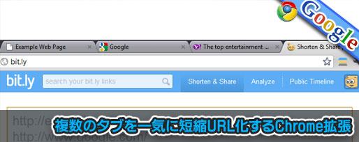 Chrome拡張「Tab Bundles」