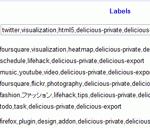 DeliciousのブックマークをGoogleブックマークにインポートする「Delicious to Google Bookmarks」