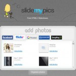 iPhoneでも表示可能 HTML5のスライドショーをFlickrやPicasa、Facebookのアルバムから作れる「SlideMyPics」