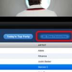 Twitterで共有された音楽のTOP40を毎日更新/PVを視聴できるクールなサイト「TopForty.it」