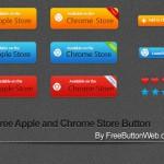 無料でクオリティの高いボタン素材(PSD、PNG)をダウンロードできる「FreeButtonWeb」