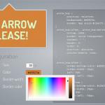 吹き出し調のボックスを作れる「CSS ARROW PLEASE!」