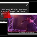 米国以外では見ることができないYouTube動画を見られるようにするChrome拡張機能「ProxTube」
