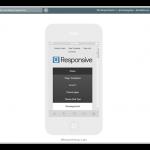 レスポンシブWEBデザインの各モバイル端末での見栄えを1画面でチェックできる「Responsinator」