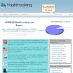 Twitter ハッシュタグの投稿数をトラッキング/分析できる「Hashtracking」