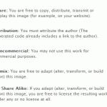 Flickr画像の埋め込みコードを取得できる「ImageCodr」クリエイティブコモンズライセンスのみ