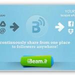 異なるストレージサービスへファイルを共有/同期できる「iBeam.it」