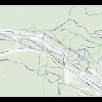 世界のスキー場コースマップをGoogleマップ/ストリートビューで見てみる
