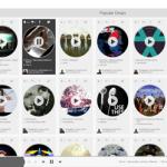 ウェブ上でお気に入りの音楽を検索/管理、共有できるサイト「Songdrop」