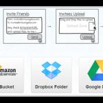ファイル転送をDropboxやGoogleドライブへしてもらうのに便利な「EntourageBox」