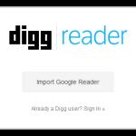 Digg Readerも試してみた、もう残り少ないGoogleリーダーからの移行時間に