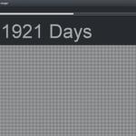 人生の残り日数を視覚化してくれる「this much longer」