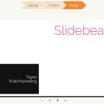 カンタンなステップで美しいプレゼン資料を作成できる「Slidebean」