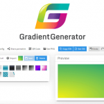至れり尽くせりなCSS3 グラデーション ジェネレーター「Gradient Generator」