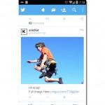 思わず続きを見たくなる写真をソーシャルメディアへ投稿できるAndroidアプリ「snicKer」