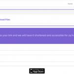 24時間限定のサイトとファイルの短縮URLを生成する「SimLink It!」