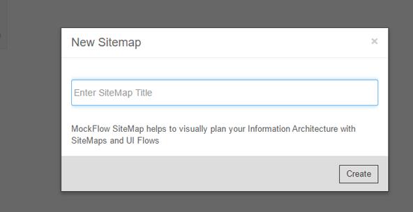 新しいサイトマップを作るとき、この画面では日本語を使うとバグが起こるのでご注意を。必ず半角英数でご指定ください。
