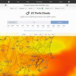 詳細なデータまで視覚化する天気予報サイト「Dark Sky for Web」