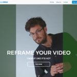 動画をスマホサイズに切り抜いて最適化できる「crop.video」