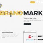 AIがキーワードなどからロゴを提案、作成してくれる「Brandmark」