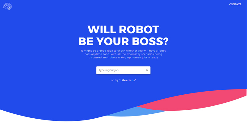 WILL ROBOT BE YOUR BOSS?