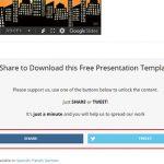 美しいGoogleスライドの無料テンプレートを入手できる「SlidesPPT」