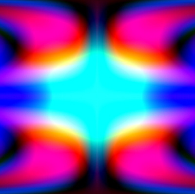色による目の錯覚画像2