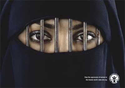イスラムの女性を解放しよう