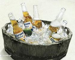 コロナビールのプロモサイト「Corona Beach」